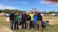 "Ragnar Atlanta Trail Team. ""Snow White and the Seven Trail Dudes"""